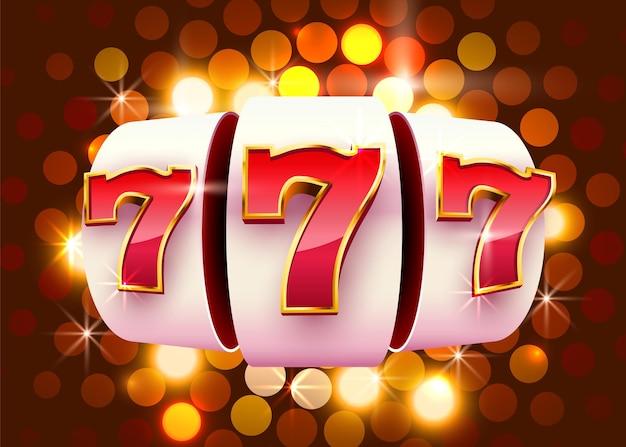 Monety na automatach wygrywają jackpota. 777 kasyno z dużą wygraną
