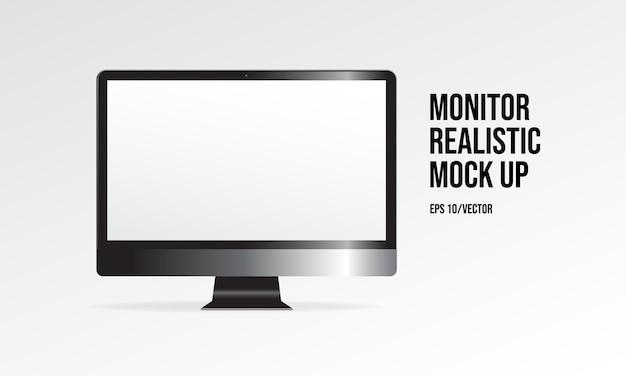 Monitoruj realistyczne makiety