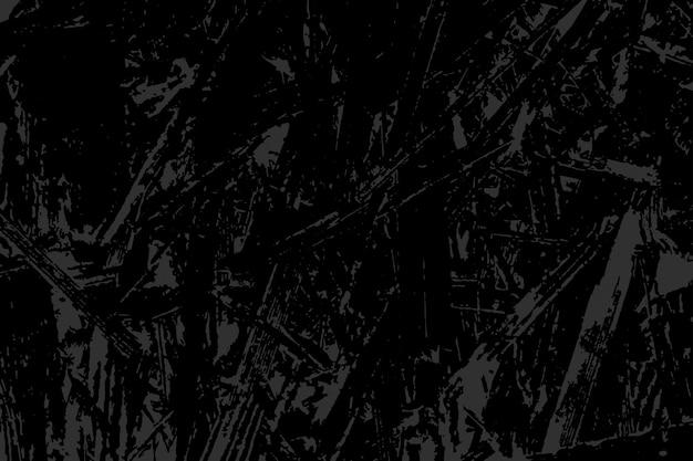 Monochromatyczne streszczenie wektor grunge tekstury. szara i czarna ilustracja. naszkicuj streszczenie, aby uzyskać efekt przygnębienia. nakładka z ziarnistym wzorem distress. stylowe nowoczesne tło.