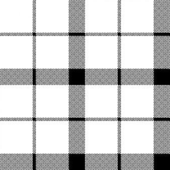 Monochromatyczny czarno biały wzór wyboru pikseli