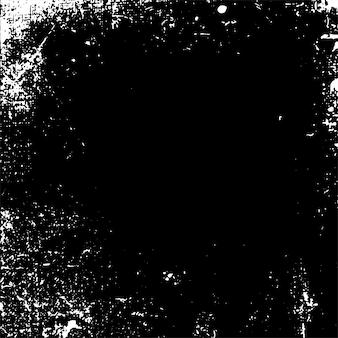 Monochromatyczny grunge zakłopotany tekstura wektor