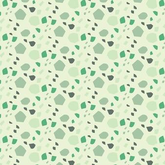 Monochromatyczny wzór lastryko