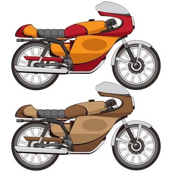 Motocykl cafe racer