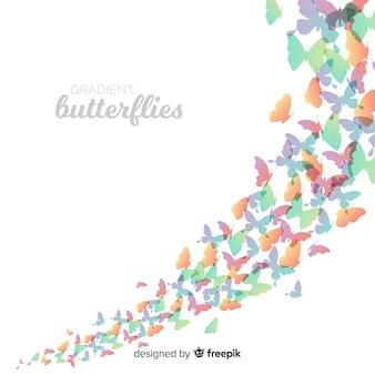 Motyle latające