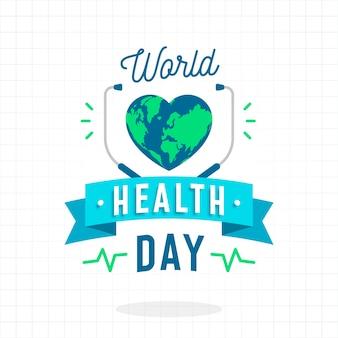 Motyw imprezy z okazji światowego dnia zdrowia