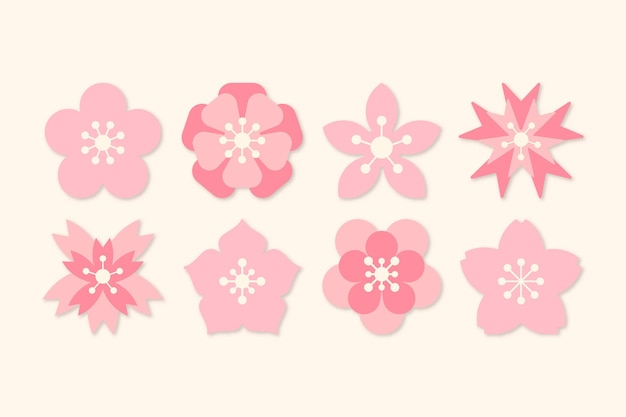 Motyw kolekcji sakura