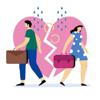 Motyw koncepcji rozwodu