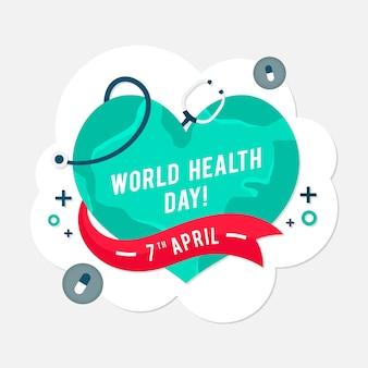 Motyw obchodów światowego dnia zdrowia