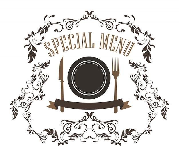 Motyw restauracji