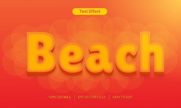 Motyw stylu tekstu motywu plaża ciepły kolor