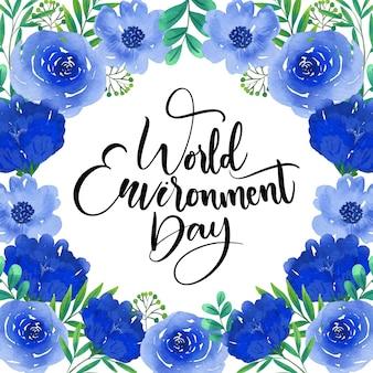 Motyw światowego dnia środowiska