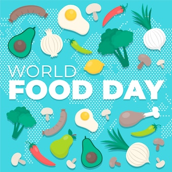 Motyw światowego dnia żywności