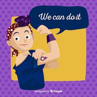 Możemy to zrobić! tło