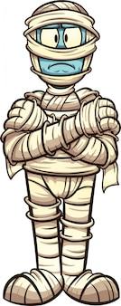 Mumia cartoon