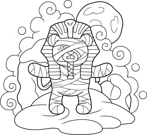 Mumia miś