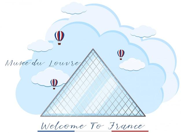 Musee du louvre we francji