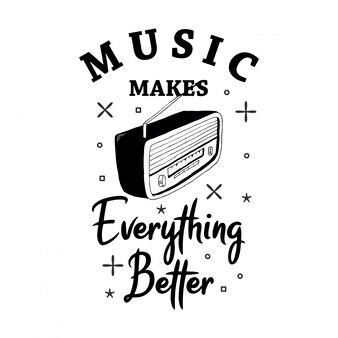 Muzyka czyni wszystko lepszym