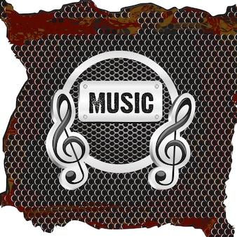 Muzyka przerywana streszczenie tło