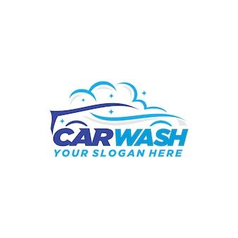 Myjnia samochodowa logo
