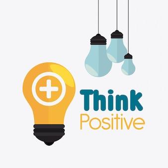 Myśl pozytywnie.