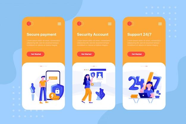 Na ekranach pokładowych aplikacji bankowości internetowej