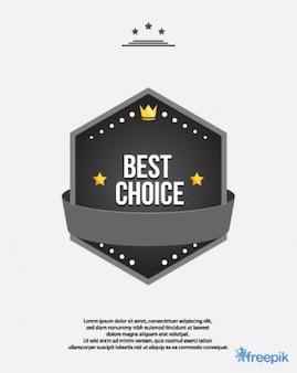 Nagroda najlepszy wybór