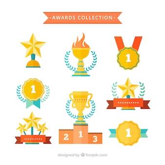 Nagroda złota kolekcja
