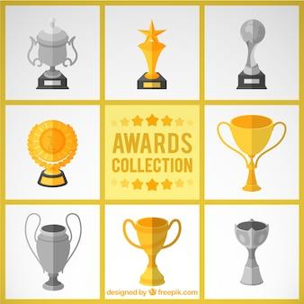 Nagrody srebrny i złoty