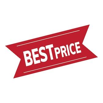 Najlepsza cena promocyjna transparent wektor