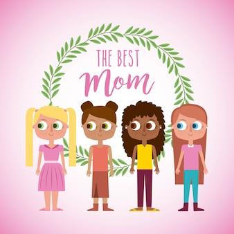 Najlepsza karta mama