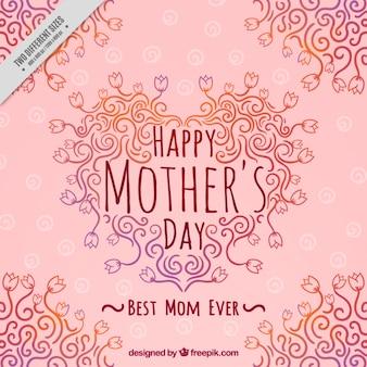Najlepsza mama nigdy tle