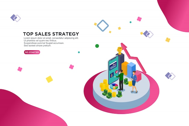 Najlepsza strategia sprzedaży