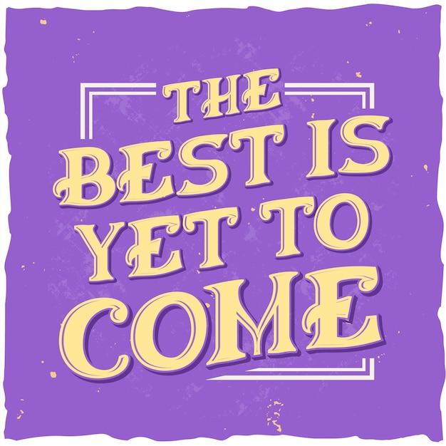 Najlepsze dopiero nadejdzie