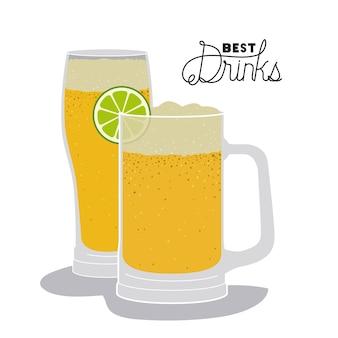 Najlepsze drinki w szkle