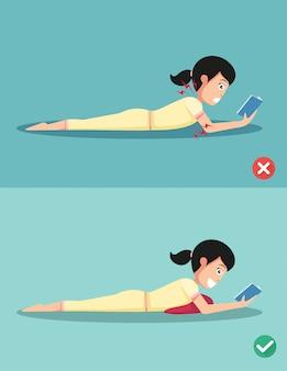 Najlepsze i najgorsze pozycje ze zdrową poduszką do przeczytania ilustracji książki