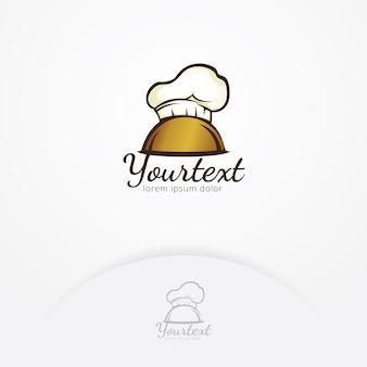 Najlepsze logo szefa kuchni