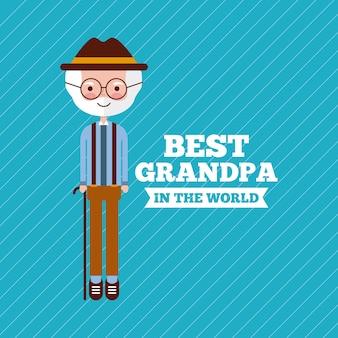 Najlepszy dziadek