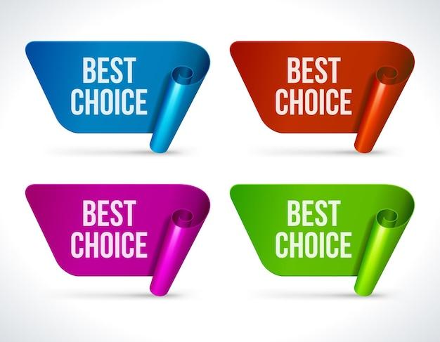 Najlepszy wybór. szablon walcowanych krawędzi.