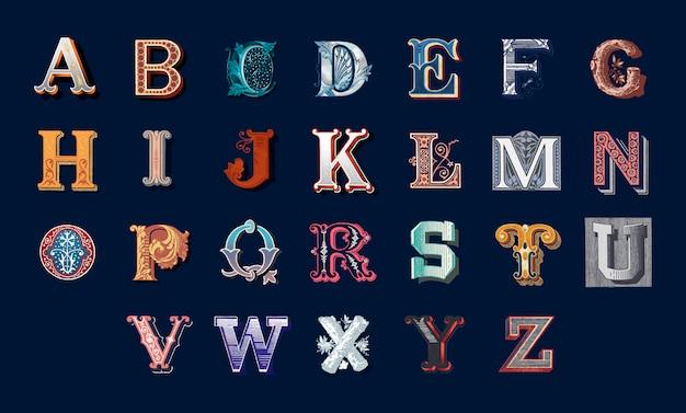 Napis alfabetu