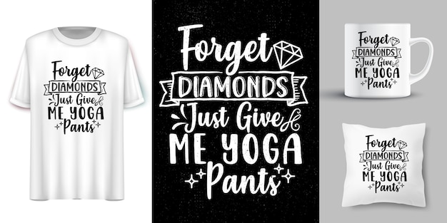 Napis cytaty projekt na koszulkę. projekt koszulki motywacyjne słowa. projekt koszulki ręcznie rysowane napis