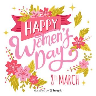 Napis na dzień kobiet