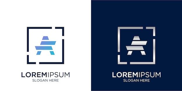 Napisz szablon projektu logo