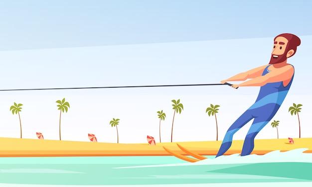 Narciarstwo wodne
