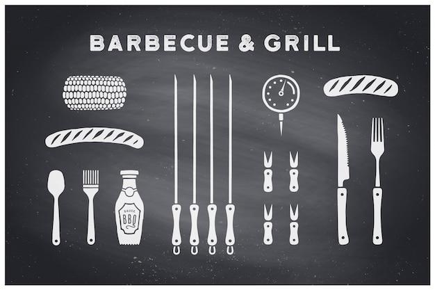 Narzędzia do grillowania i grillowania
