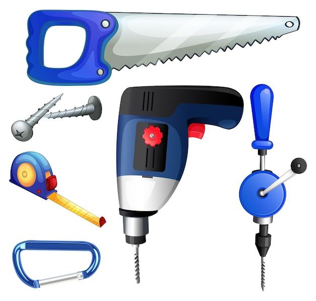Narzędzia i sprzęt budowlany