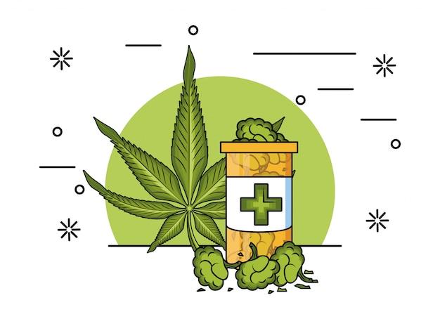 Naturalna medycyna konopi