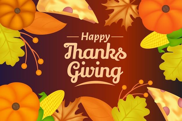 Naturalne pozdrowienia z okazji święta dziękczynienia