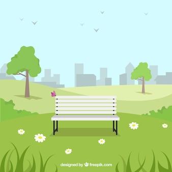 Naturalny park