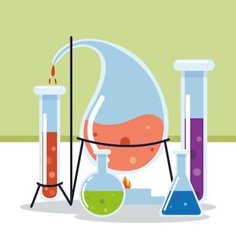 Nauka o laboratorium chemicznym