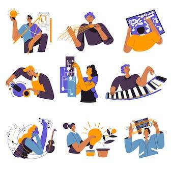 Naukowcy i wynalazcy, muzycy i kompozytorzy